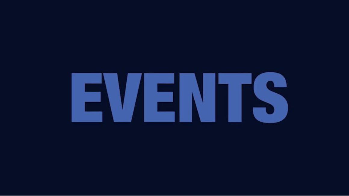 Events Title