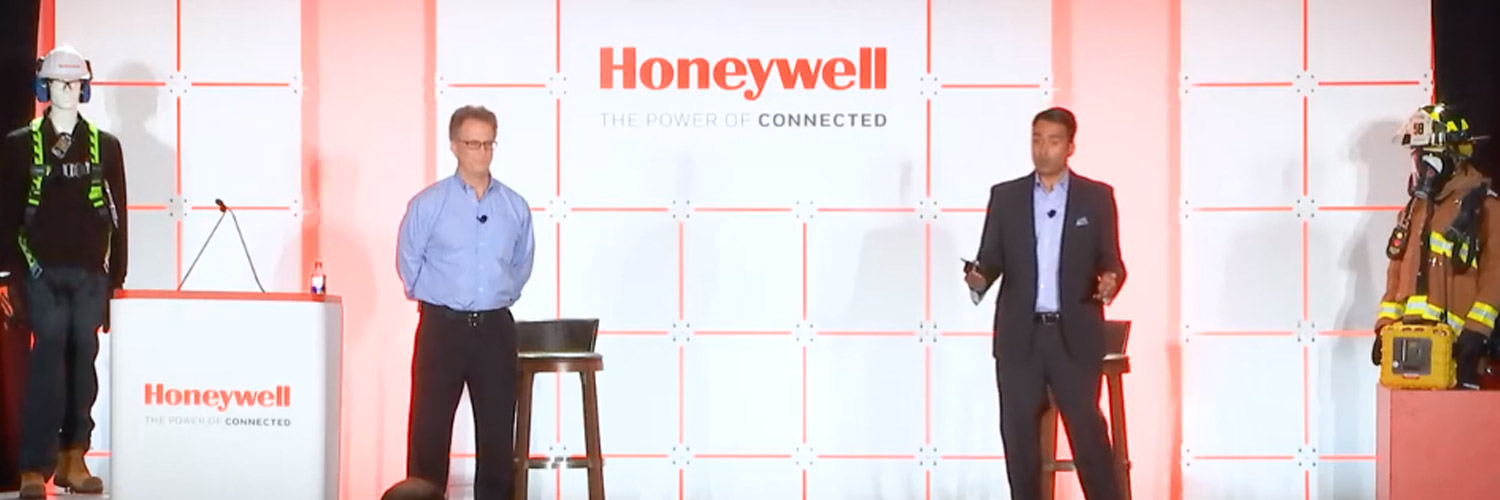 Honeywell Connected Worker Symposium 2017